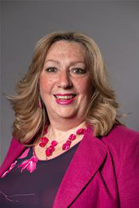 Councillor Angie Dickinson