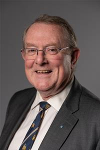 Councillor Colin Sampson